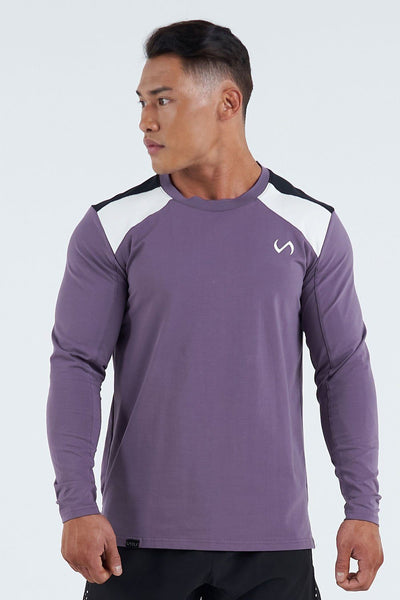 TLF Apparel - Techne Long Sleeve Top - MEN TOPS & SHORT SLEEVES - Sloe / SSloe / MSloe / LSloe / XLSloe / 2XL
