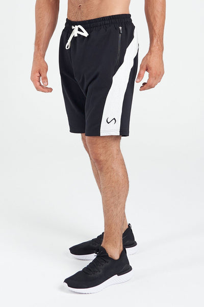 TLF Apparel - Techne Workout Shorts - MEN SHORTS - Black / SBlack / MBlack / LBlack / XLBlack / 2XL