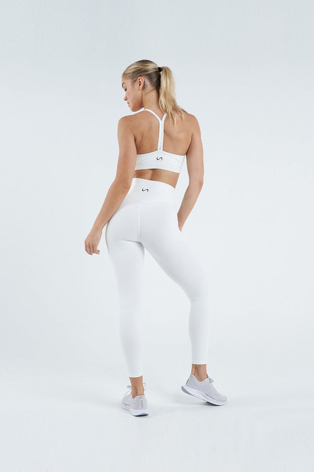Tempo High Waisted Workout Leggings