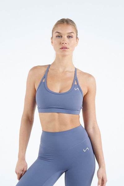 TLF Apparel - Tempo Workout Sports Bra - WOMEN SPORTS BRAS - Grey Marble / XSGrey Marble / SGrey Marble / MGrey Marble / LGrey Marble / XL