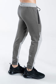 TLF Combat Workout Joggers - Silver Grey Heather