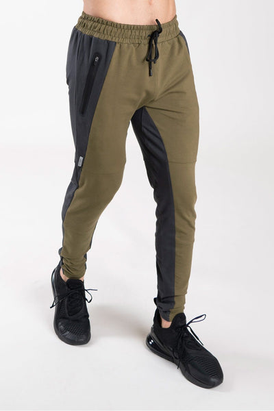 TLF Combat Workout Joggers - Military