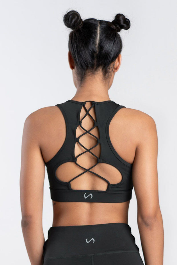 TLF Delphi Sports Bra - Sports Bra - TLF Apparel | Take Life Further