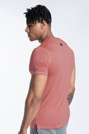 TLF Focus Performance Bamboo V-Neck - MEN SHORT SLEEVESS - TLF Apparel | Take Life Further