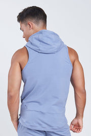 TLF Iliad Sleeveless Hoodie - MEN HOODIES-SWEATSHIRTS & JACKETS - TLF Apparel | Take Life Further