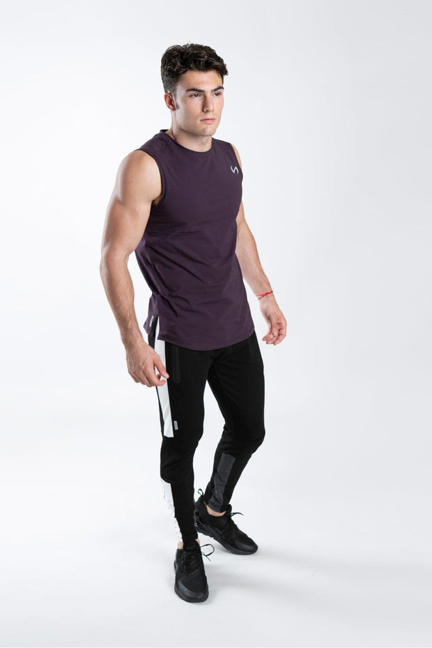 TLF Leader Workout Joggers Dark Purple