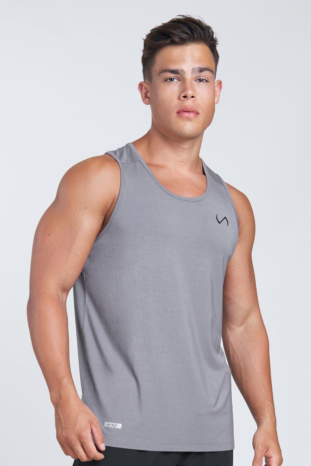 TLF Maximus Performance Bamboo Tank - MEN TANK TOPS & SLEEVELESS - TLF Apparel | Take Life Further