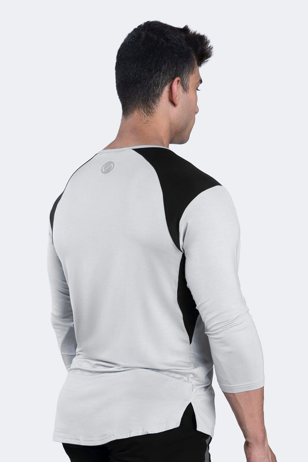 TLF Nexus Performance Modal 3/4 Sleeve Shirt - Long Sleeves - TLF Apparel | Take Life Further
