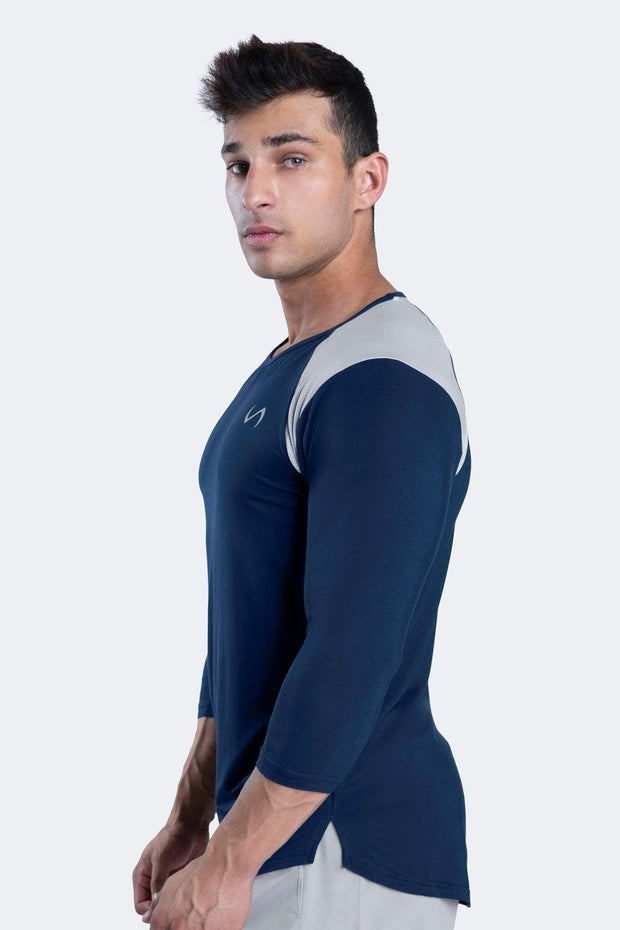 TLF Nexus Performance Modal 3/4 Sleeve Shirt - MEN LONG SLEEVES - TLF Apparel | Take Life Further