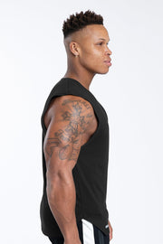 Racer Drop Armhole Workout Tank