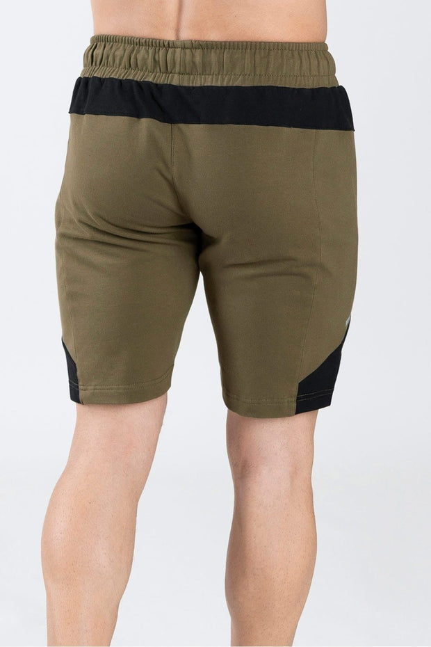 TLF Steel Training Shorts - Military