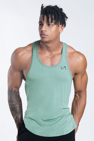 TLF Tactic Performance Bamboo Tank - MEN TANK TOPS & SLEEVELESS - TLF Apparel | Take Life Further