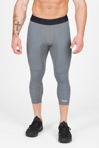 TLF Apparel - Train Gym Leggings - MEN BOTTOMS & MEN LEGGINGS - Turbulence / STurbulence / MTurbulence / LTurbulence / XLTurbulence / 2XL