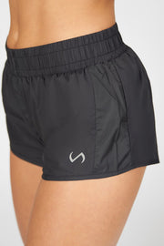 TLF Train-N-Run™ Pace Shorts - Black