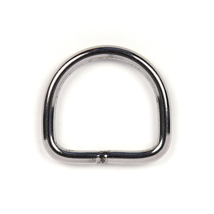 top down view of d-ring