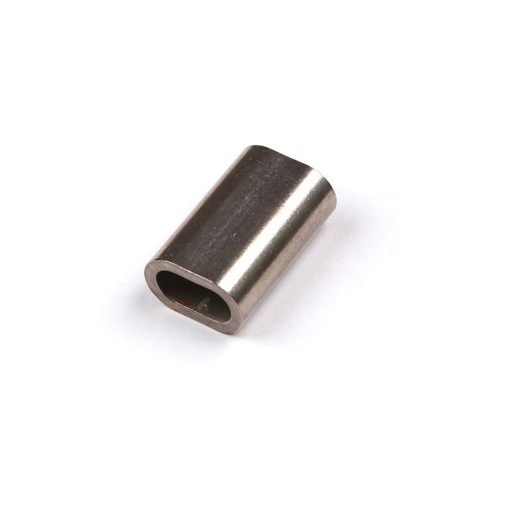 stainless steel ferrule from the side