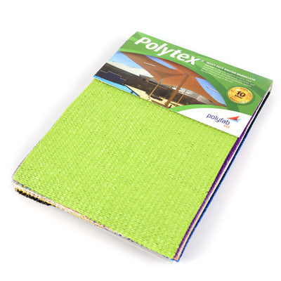 Polytex® shade fabric sample book