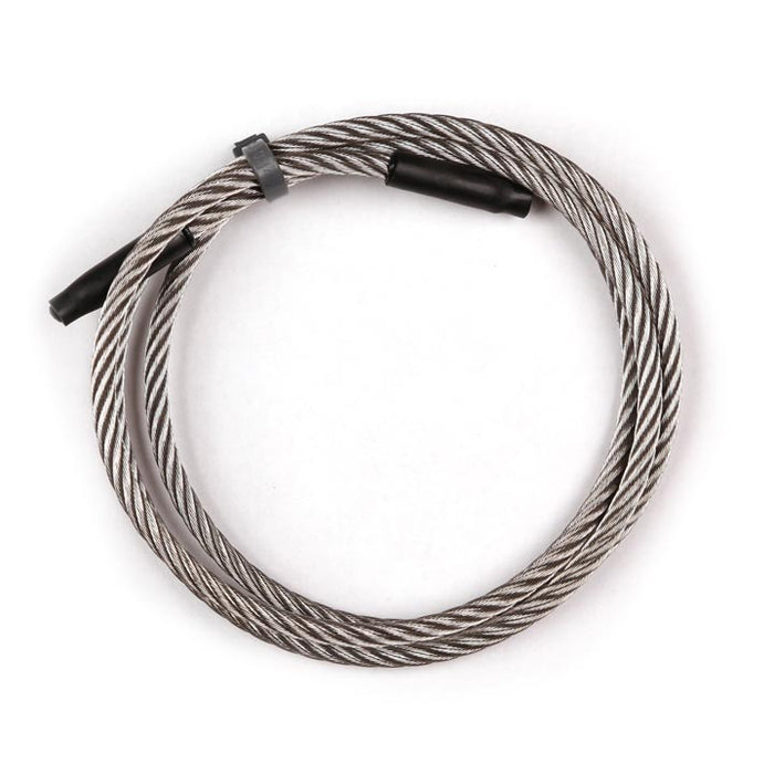 "coil of 3/16"" stainless steel wire rope"