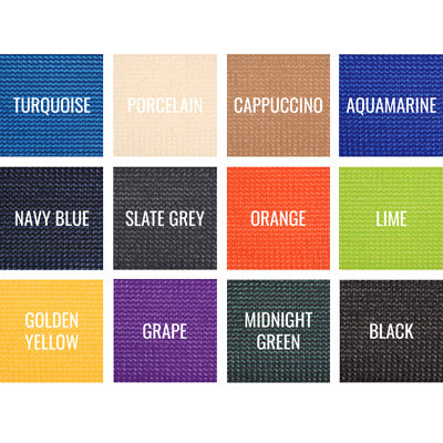 Architec 400® shade fabric color swatches