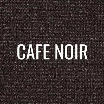 """cafe noir"" shade fabric color swatch"