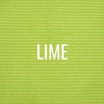 """lime"" shade fabric color swatch"