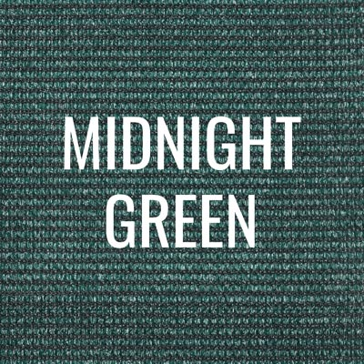 """midnight green"" shade fabric color swatch"