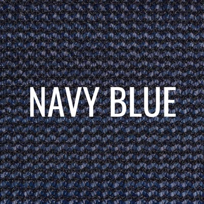"""navy blue"" shade fabric color swatch"