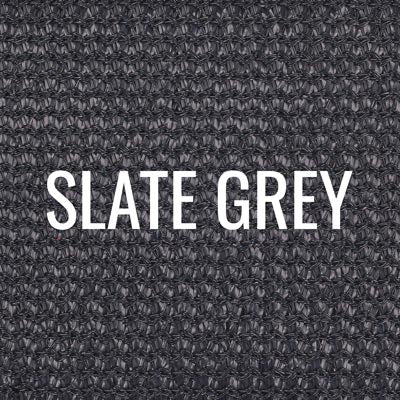 """slate grey"" shade fabric color swatch"