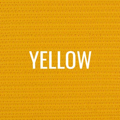 """yellow"" shade fabric color swatch"