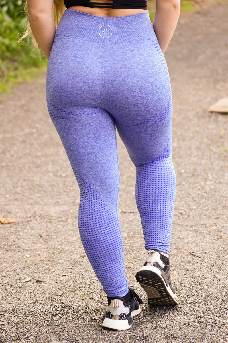 Lavender Active Leggings