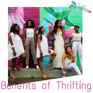 Thrifting: The Top 5 Reasons You Should Be Doing It