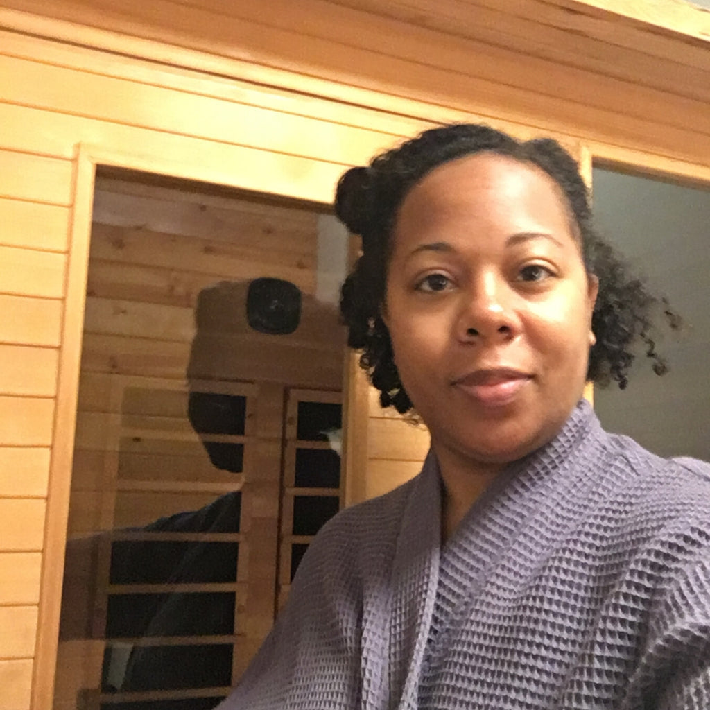 This Infrared Sauna Treatment Did Wonders for My Body