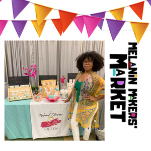13. 100. 2020. Find Out What We're Talking About - Melanin Makers' Market