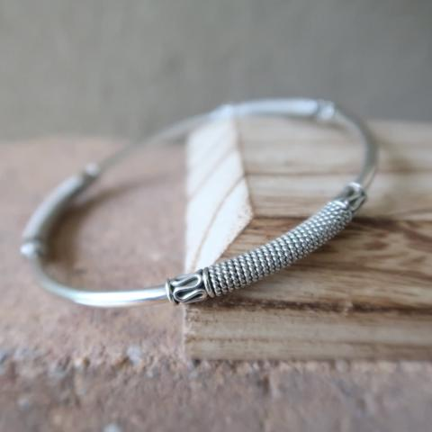 Balinese Sterling Silver 925 Bangle