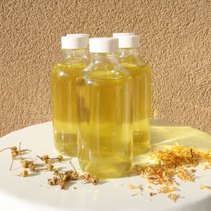 Calm.Healed.Skin Herbal Infusion Oil