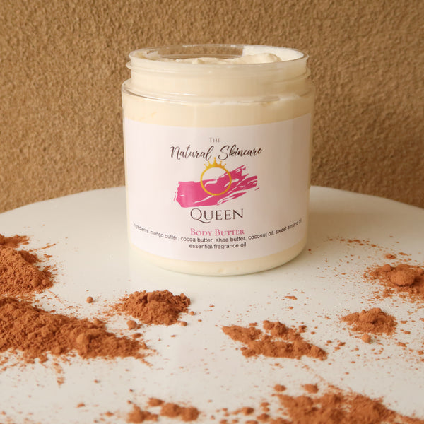 Love and Chocolate Body Butter