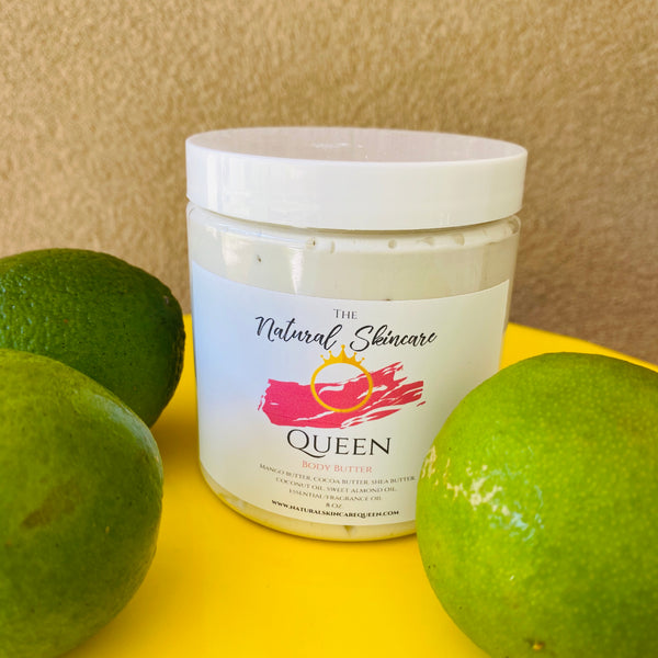 Natural Skincare Queen Body Butter