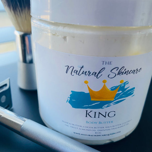 Natural Skincare King Body Butter