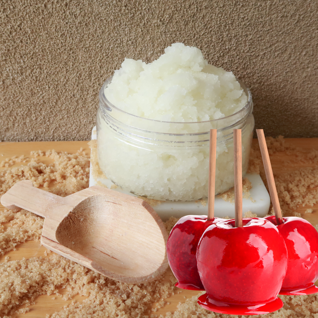 Natural Skincare Queen Holiday Sugar Scrubs
