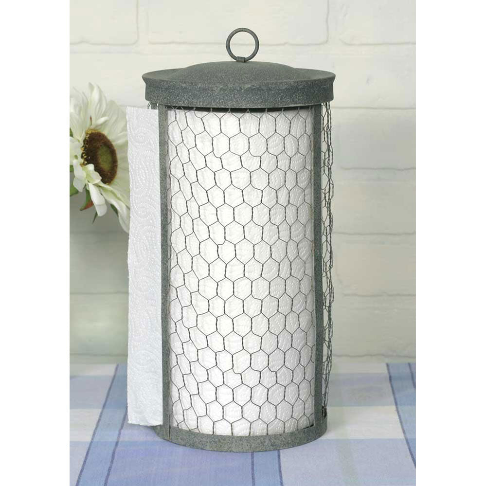 Paper Towel Holder + S&P Shaker Special