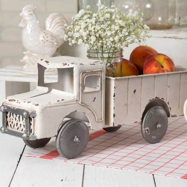 Vintage Antique Style Farmhouse Pickup Truck Planter