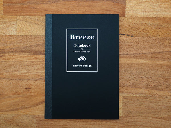 *B Grade Sale* Breeze A5 Notebook with Tomoe River Paper