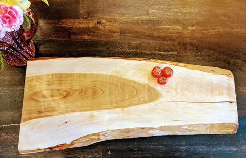 Medium Cherry Wood Board