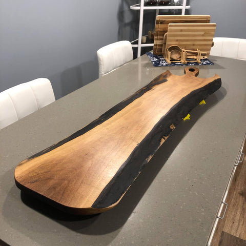 Custom Black Walnut Board 02