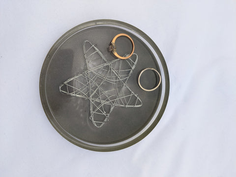 Starry Night Ring Tray