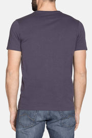 CARRERA PURPLE GRAPHIC TEE