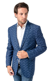 STILES NAVY BLAZER