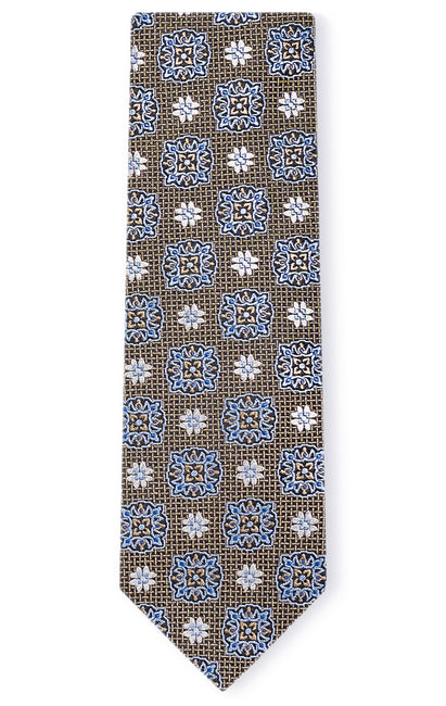 WILLIAM BROWN GEO TIE