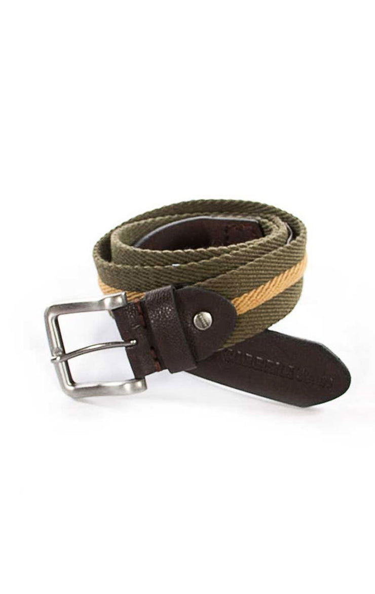 GREEN BOTTLE BELT