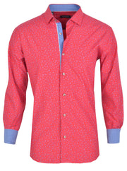 SPAZIO RED SPORT SHIRT